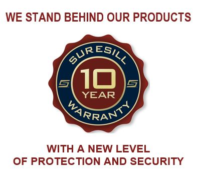 We Stand Behind Our Products. With a New Level of Protection and Security.
